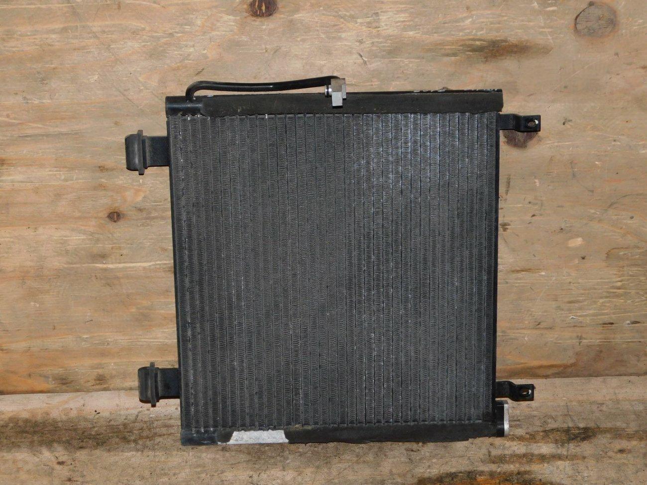 Радиатор кондиционера Suzuki Kei HN11S F6A (б/у)
