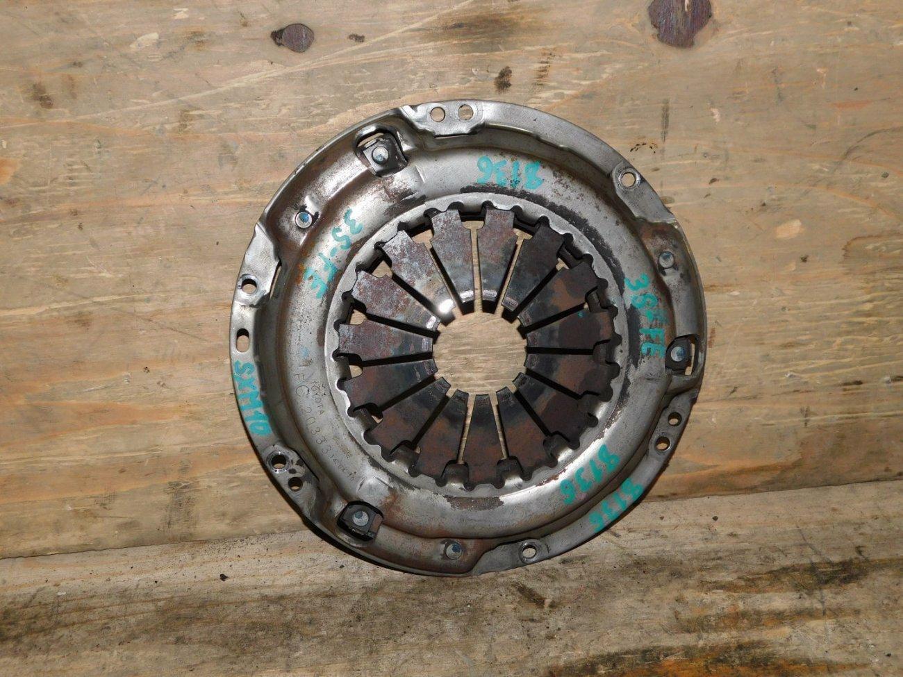 Корзина сцепления Toyota 3SFE (б/у)