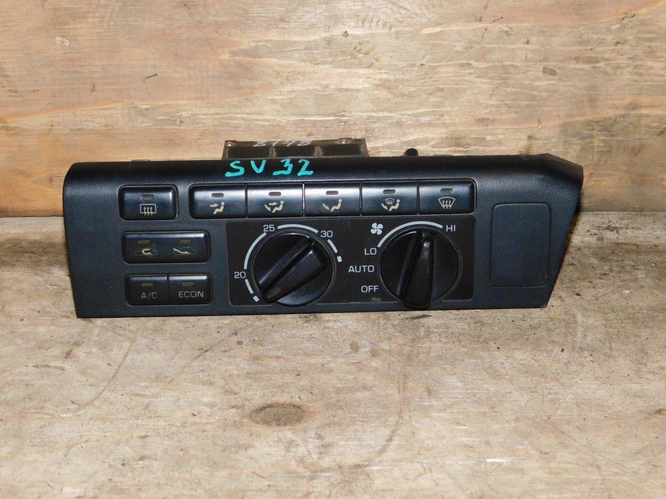 Климат-контроль Toyota Vista SV32 3SFE (б/у)