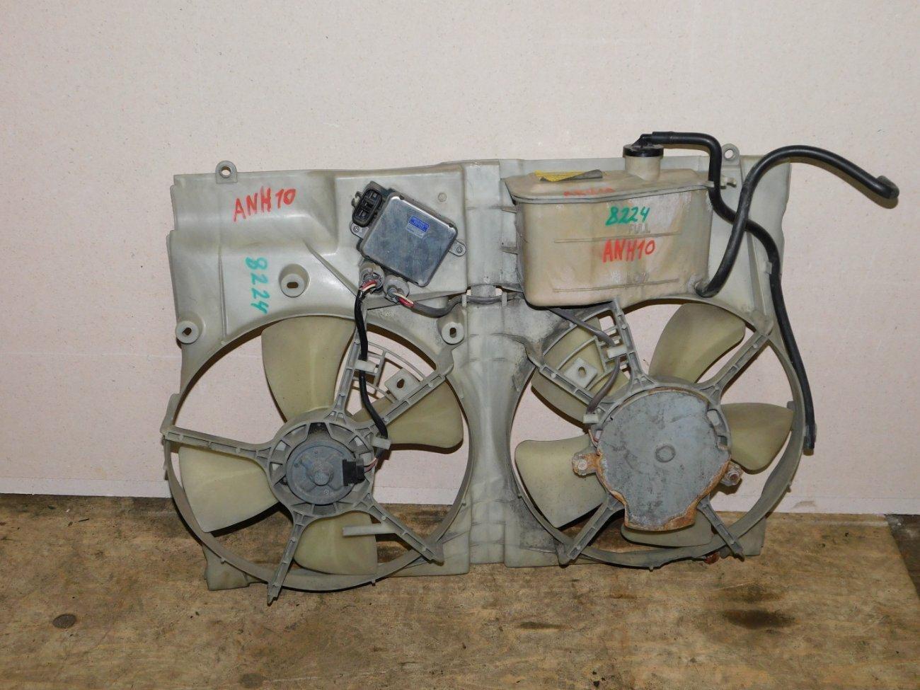 Диффузор радиатора Toyota Alphard ANH10 2AZFXE (б/у)
