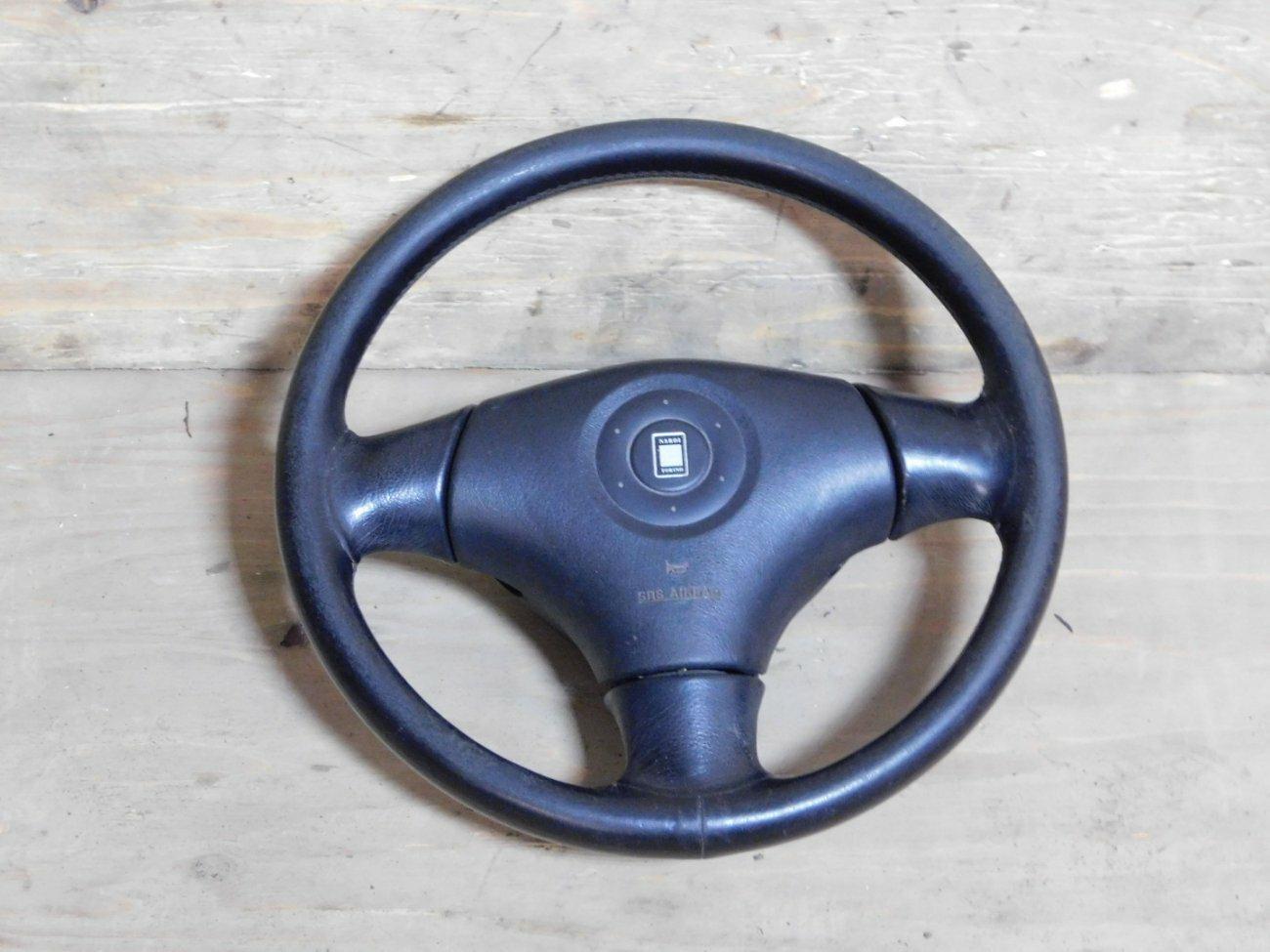 Руль с airbag Mazda Familia BJ5W ZLVE (б/у)