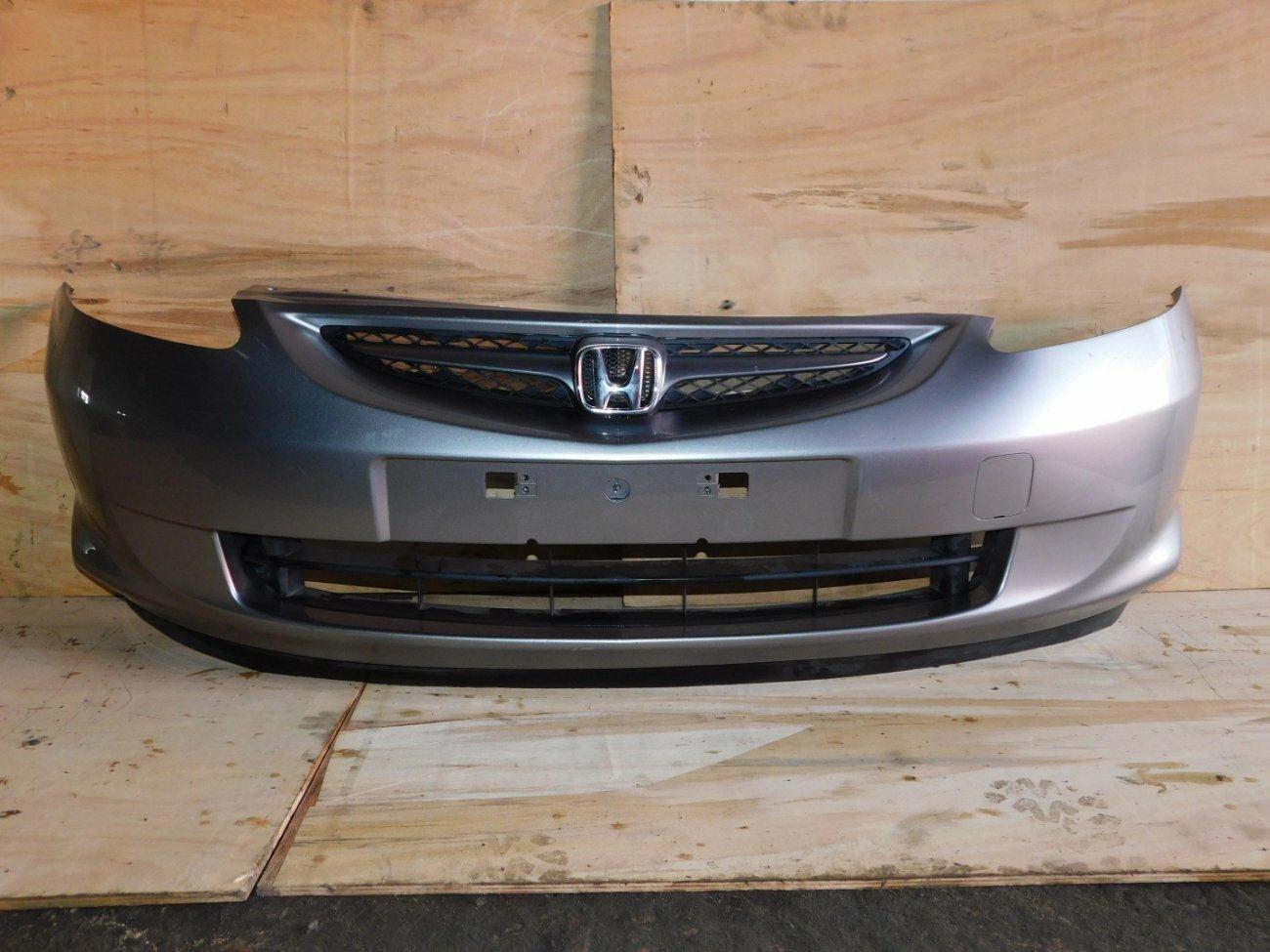 Бампер Honda Fit GD1 L13A передний (б/у)