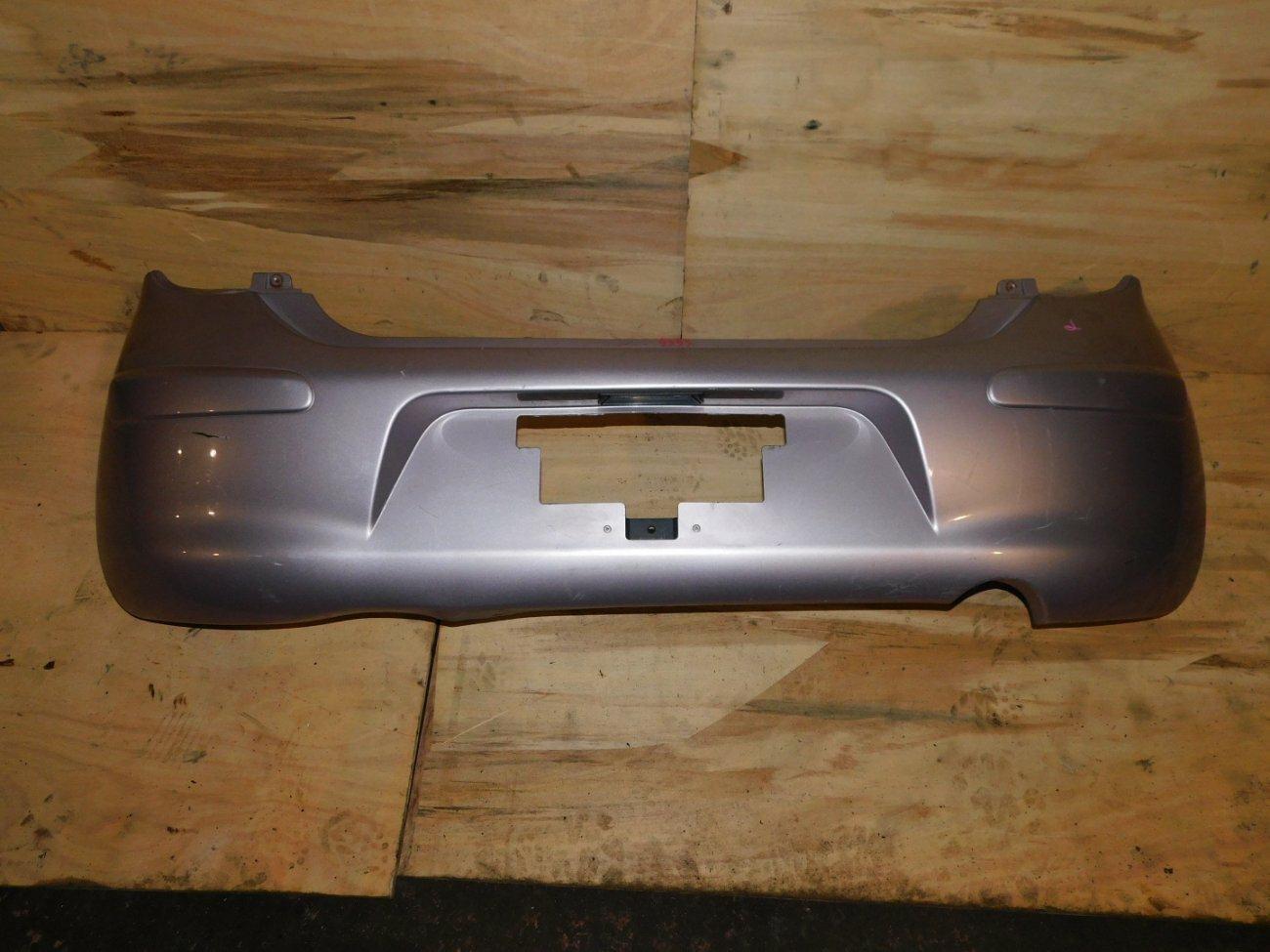 Бампер Nissan March K13 HR12DE задний (б/у)