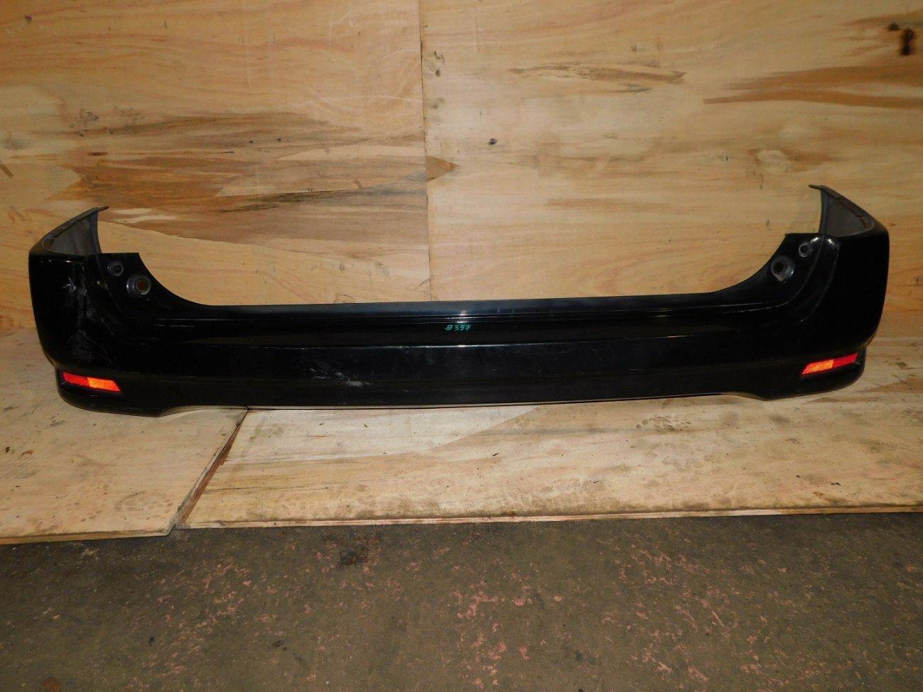 Бампер Nissan Serena C25 MR20DE задний (б/у)