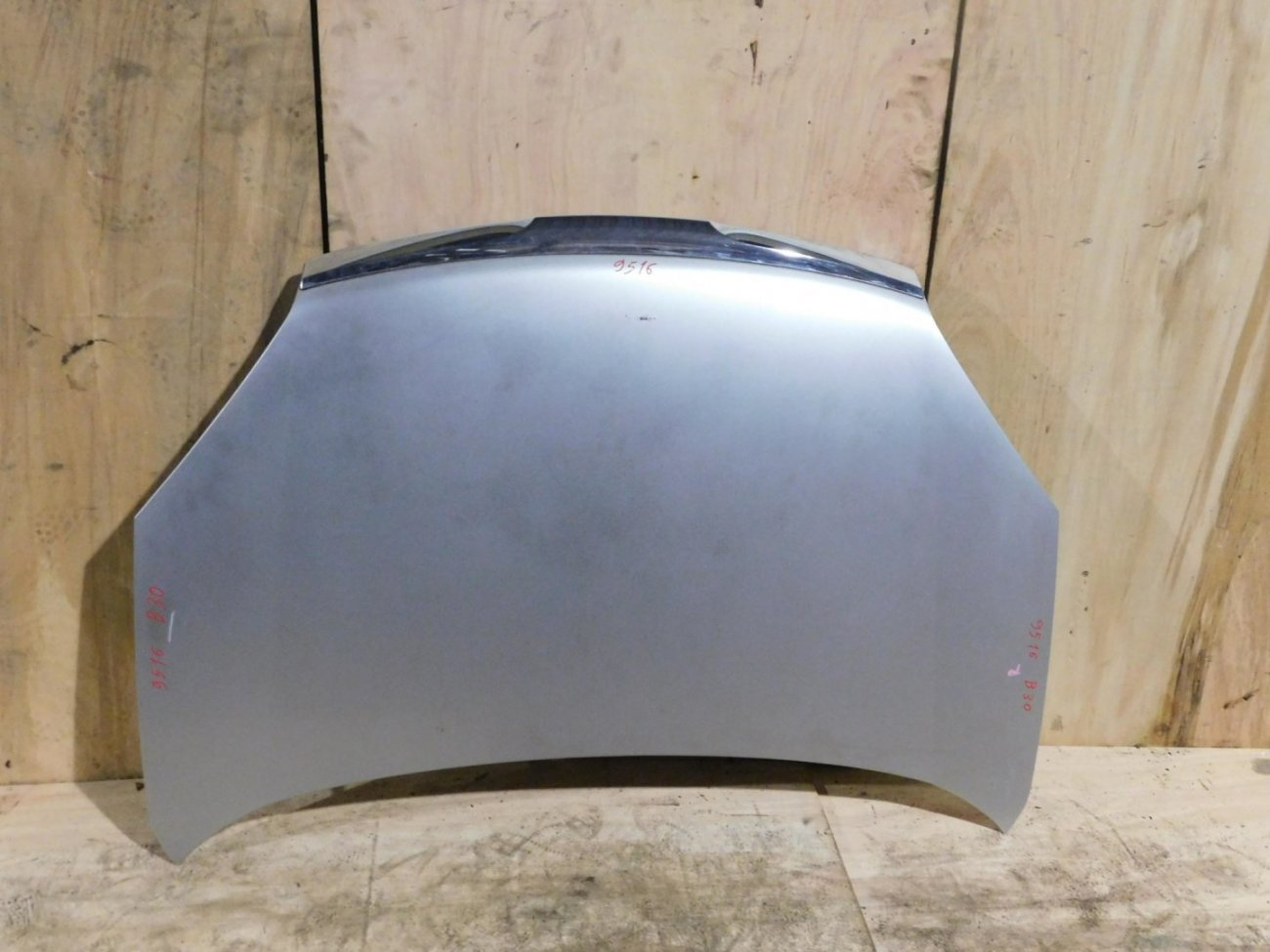 Капот Nissan Lafesta B30 (б/у)