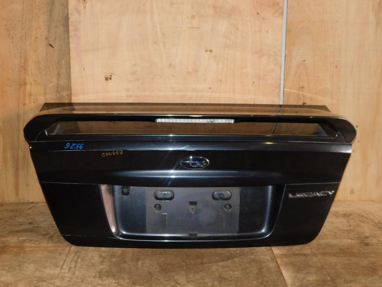 Крышка багажника Subaru Legacy B4 BL5 (б/у)