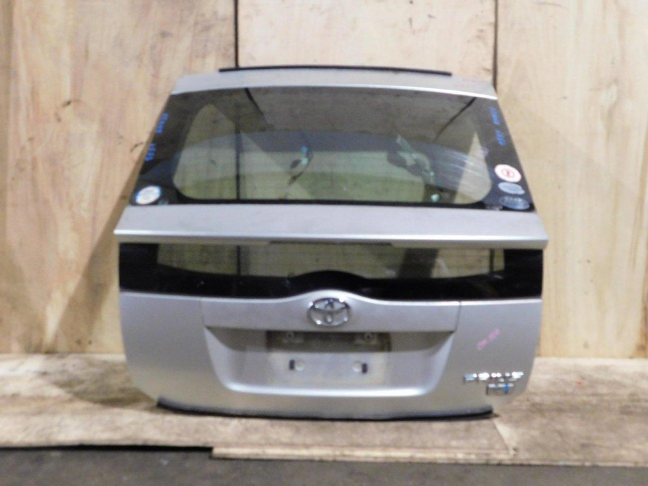Дверь 5-я Toyota Prius NHW20 (б/у)