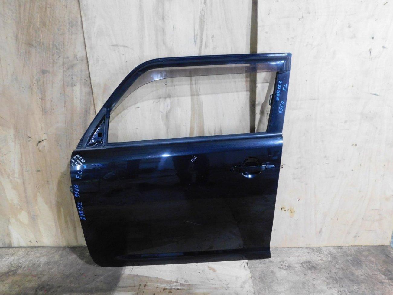 Дверь Toyota Rumion ZRE152 передняя левая (б/у)