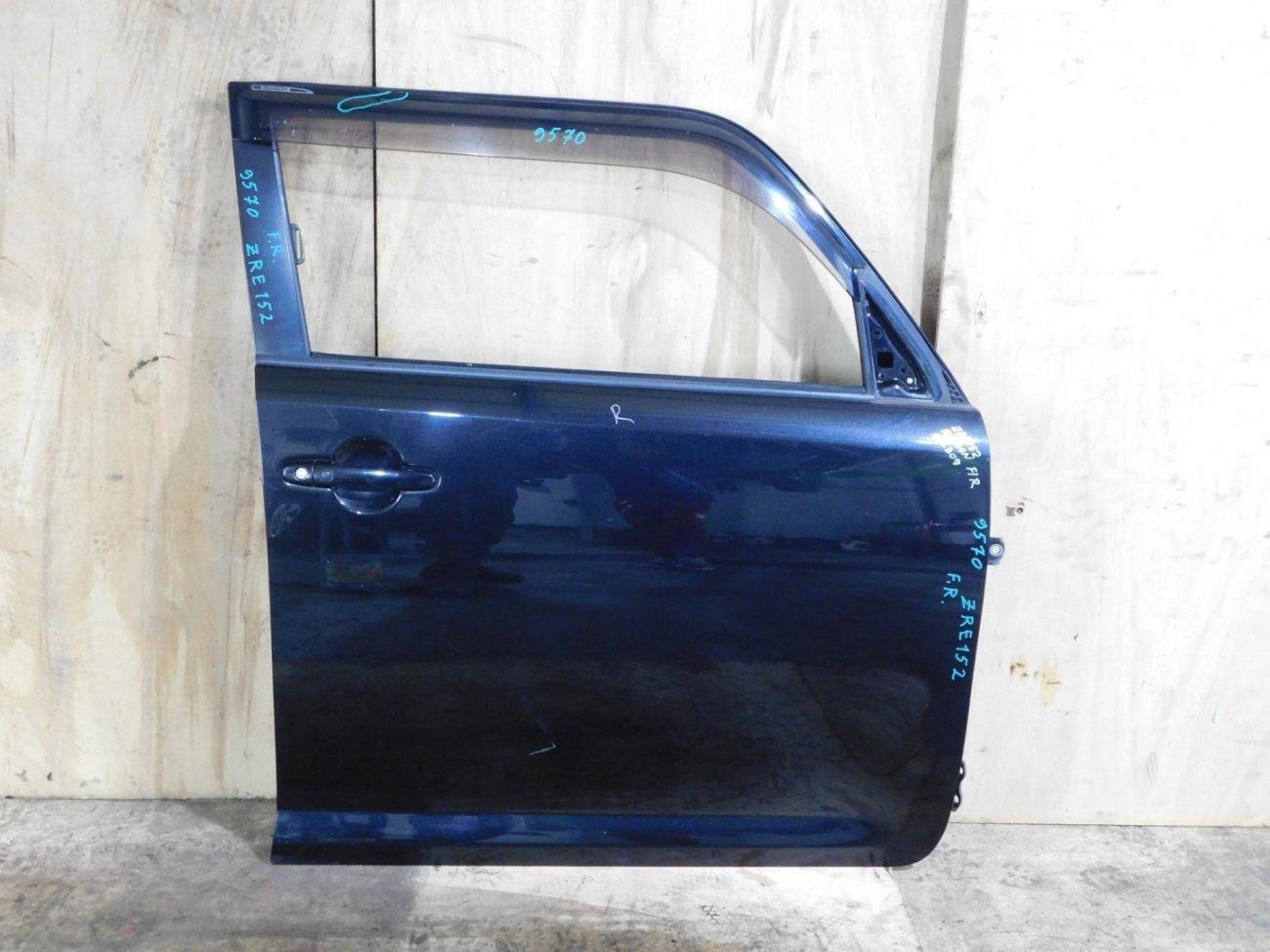 Дверь Toyota Rumion ZRE152 передняя правая (б/у)