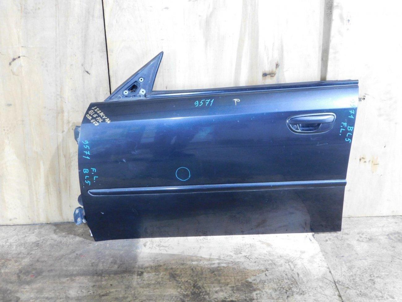 Дверь Subaru Legacy B4 BL5 передняя левая (б/у)