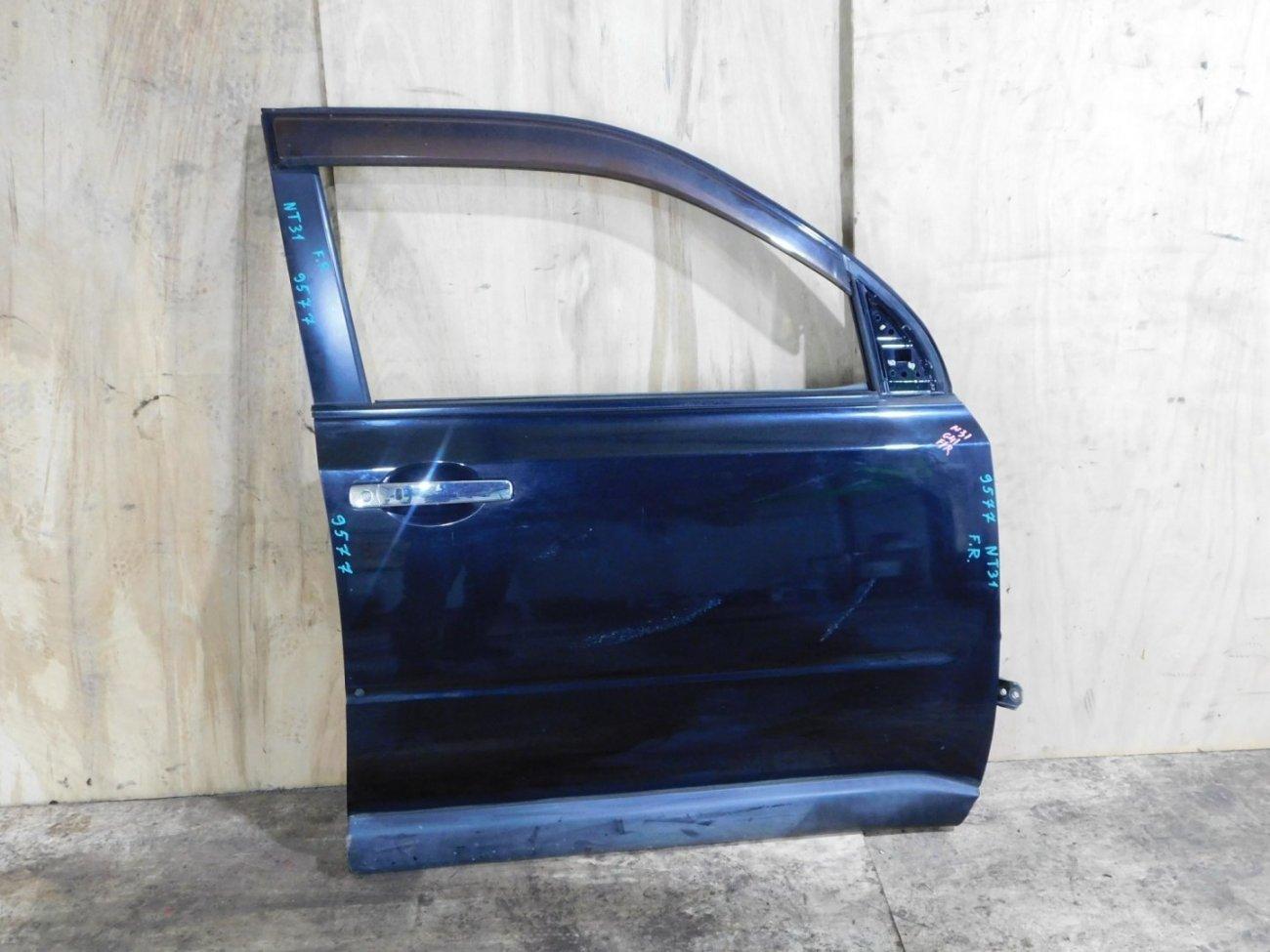 Дверь Nissan X-Trail NT31 передняя правая (б/у)
