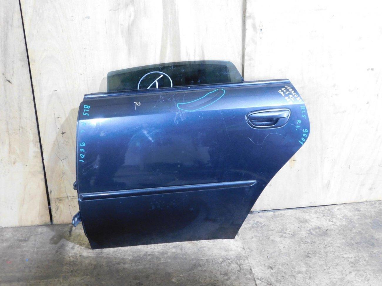 Дверь Subaru Legacy B4 BL5 задняя левая (б/у)
