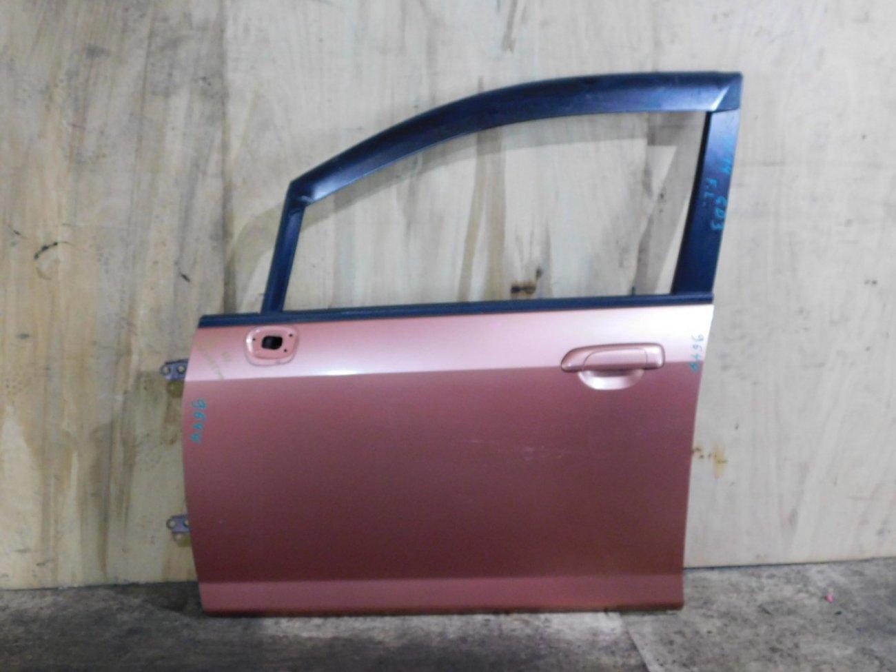 Дверь Honda Fit GD1 передняя (б/у)