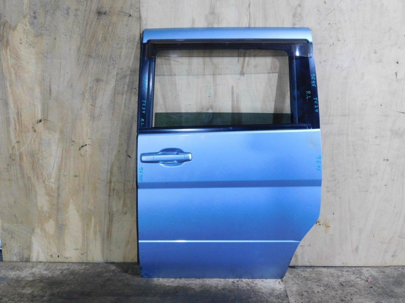 Дверь Nissan Serena TC24 задняя левая (б/у)