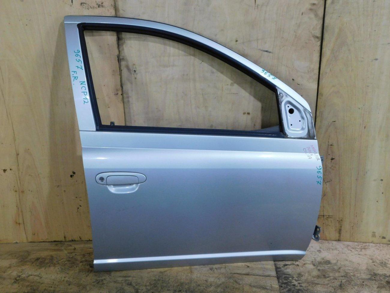 Дверь Toyota Platz NCP12 передняя правая (б/у)