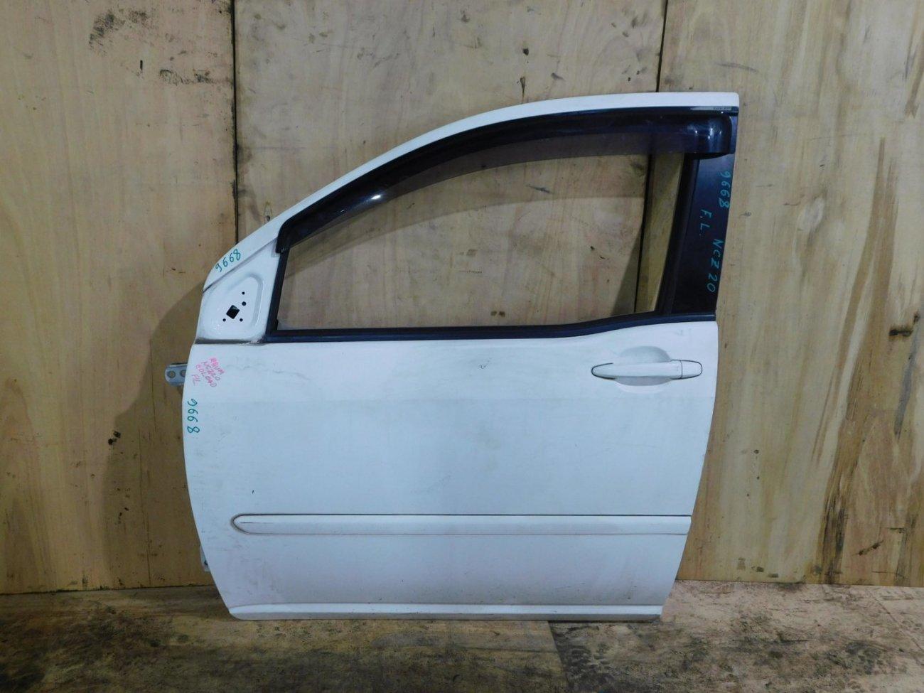 Дверь Toyota Raum NCZ20 передняя левая (б/у)