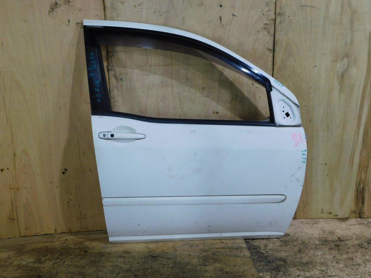 Дверь Toyota Raum NCZ20 передняя правая (б/у)