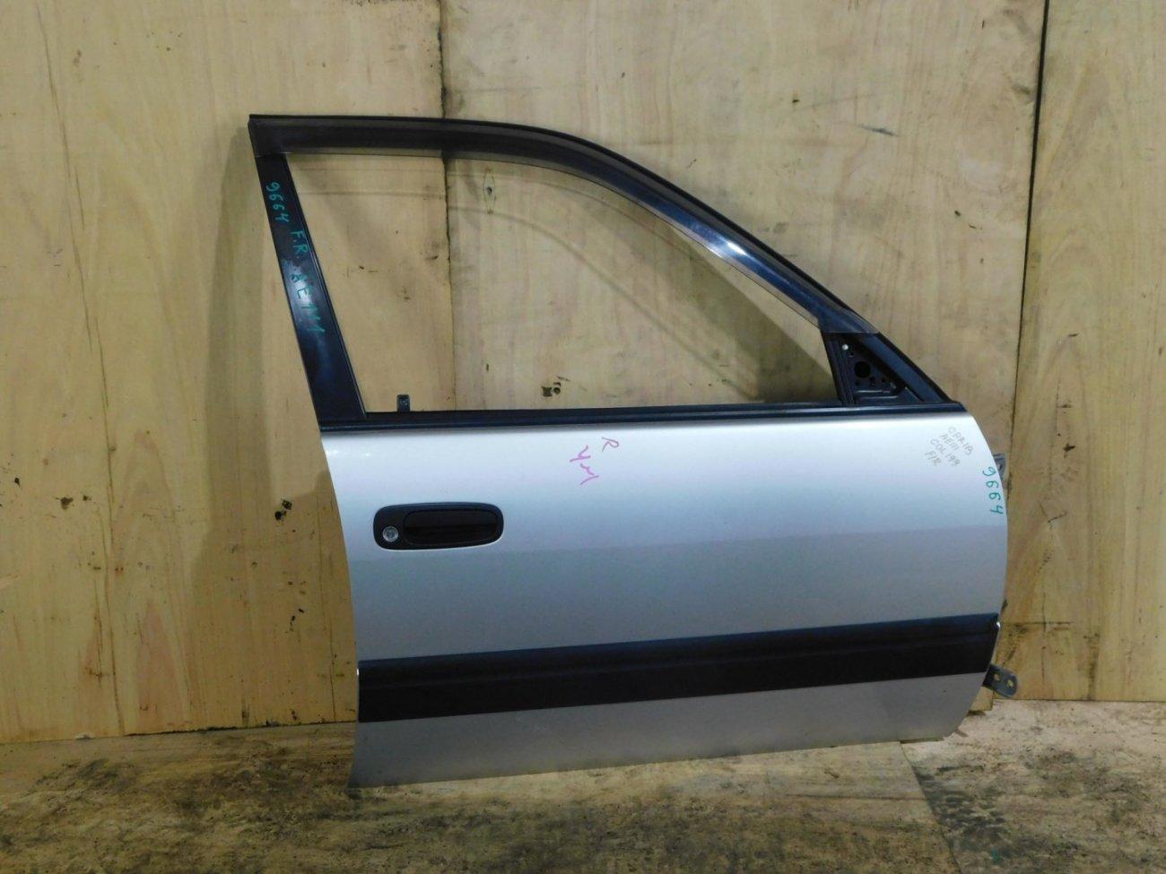 Дверь Toyota Carib AE111 передняя правая (б/у)