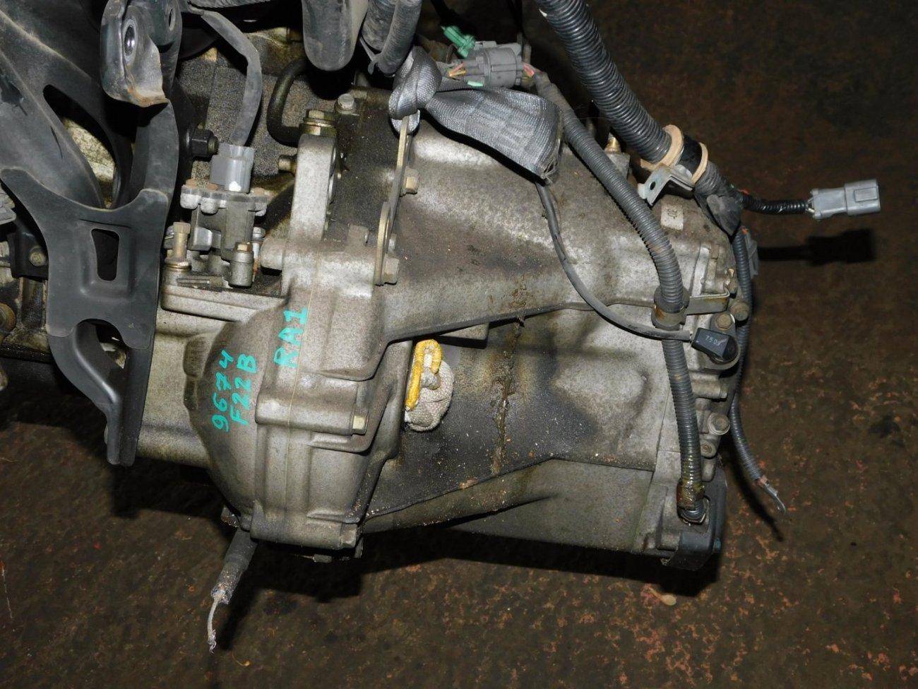 Акпп Honda Odyssey RA1 F22B (б/у)
