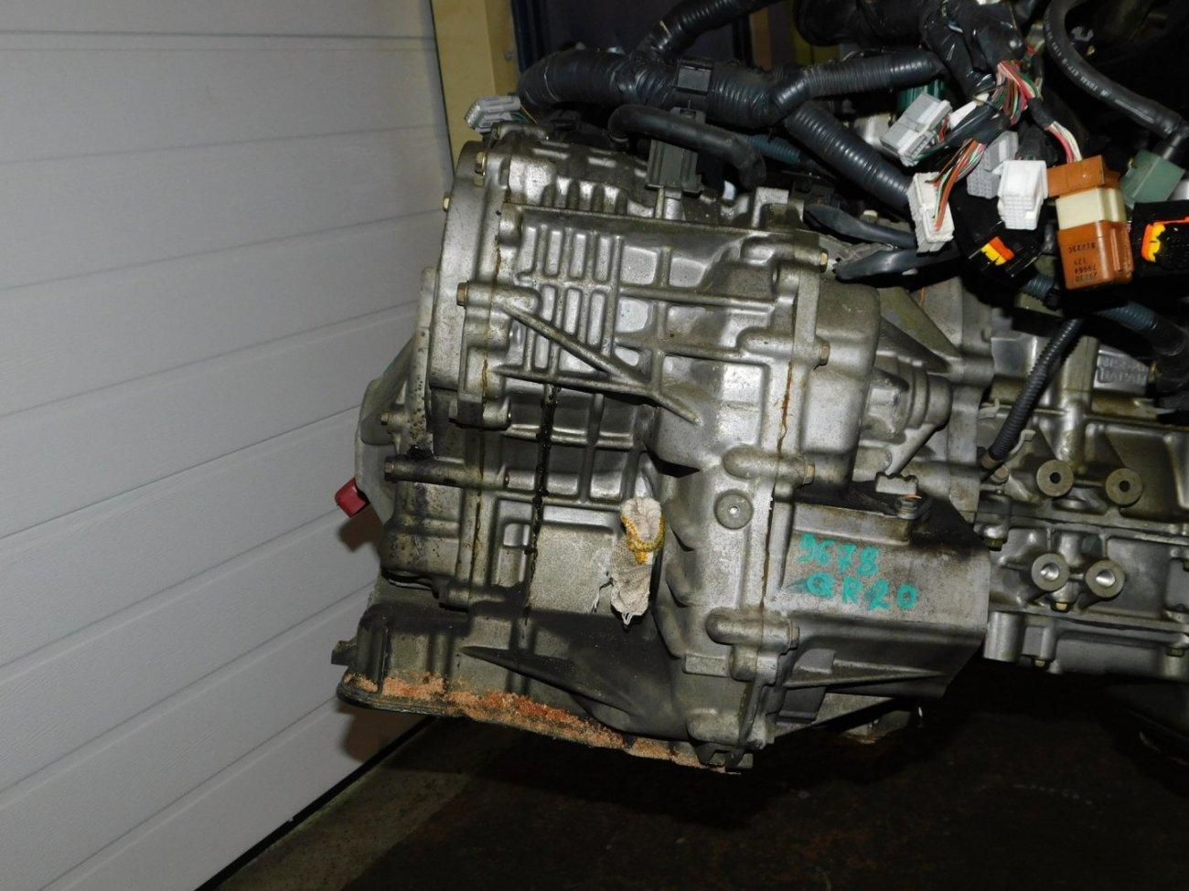 Акпп Nissan Primera TP12 QR20 (б/у)