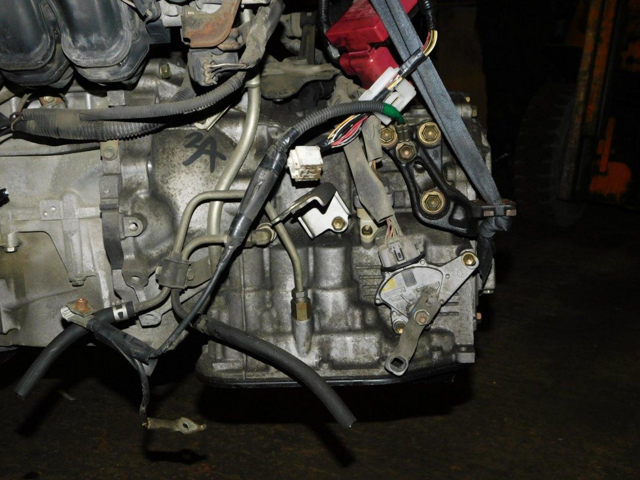Акпп Toyota Allion NCP12 1NZ (б/у)