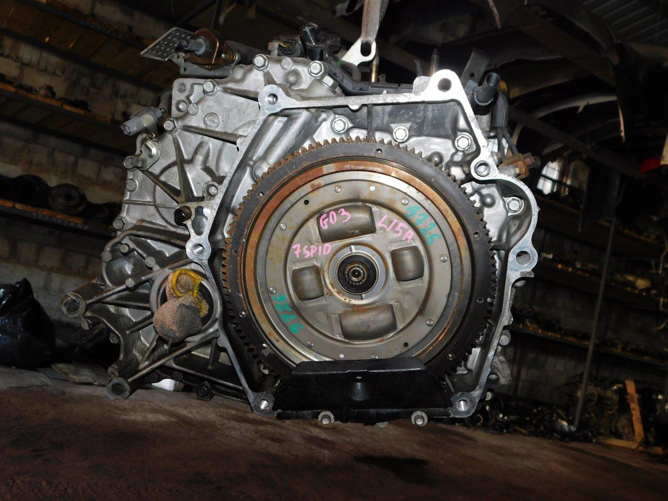 Акпп Honda Fit GD3 L15A. L13A (б/у)
