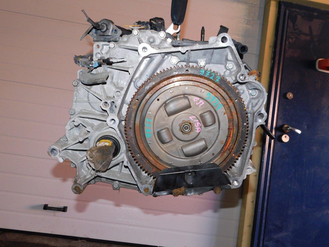 Акпп Honda Airwave GJ1 L15A (б/у)