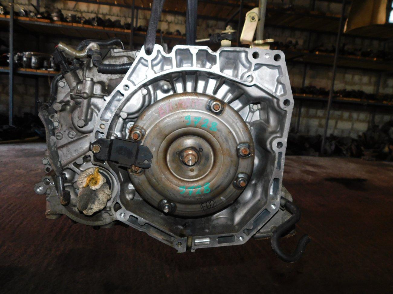 Акпп Nissan Note E11 HR15DE (б/у)