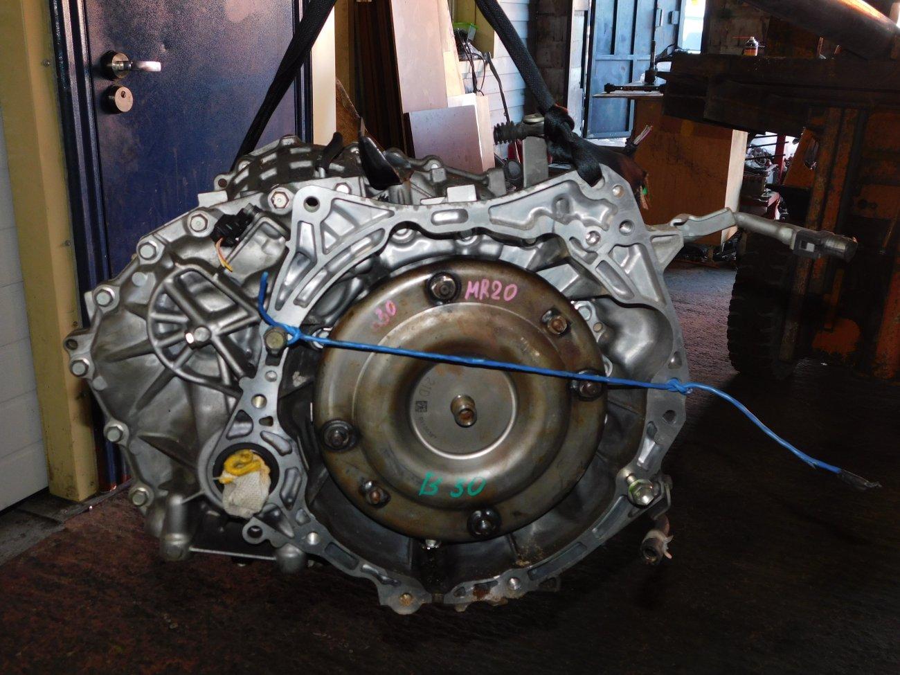 Акпп Nissan Lafesta B30 MR20DE (б/у)