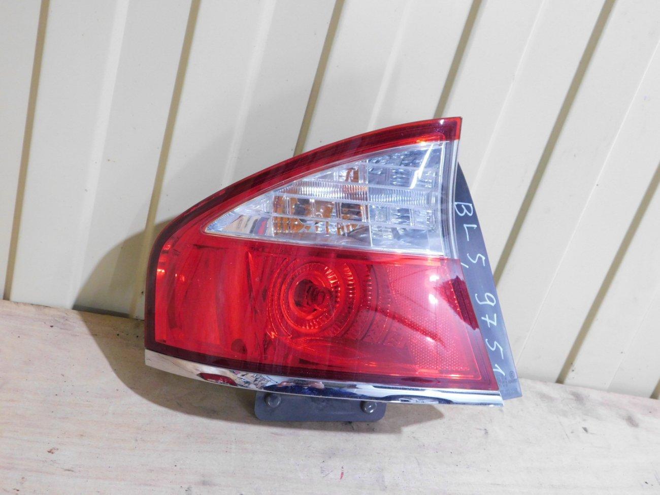 Стоп-сигнал Subaru Legacy BL5 EJ20 задний левый (б/у)
