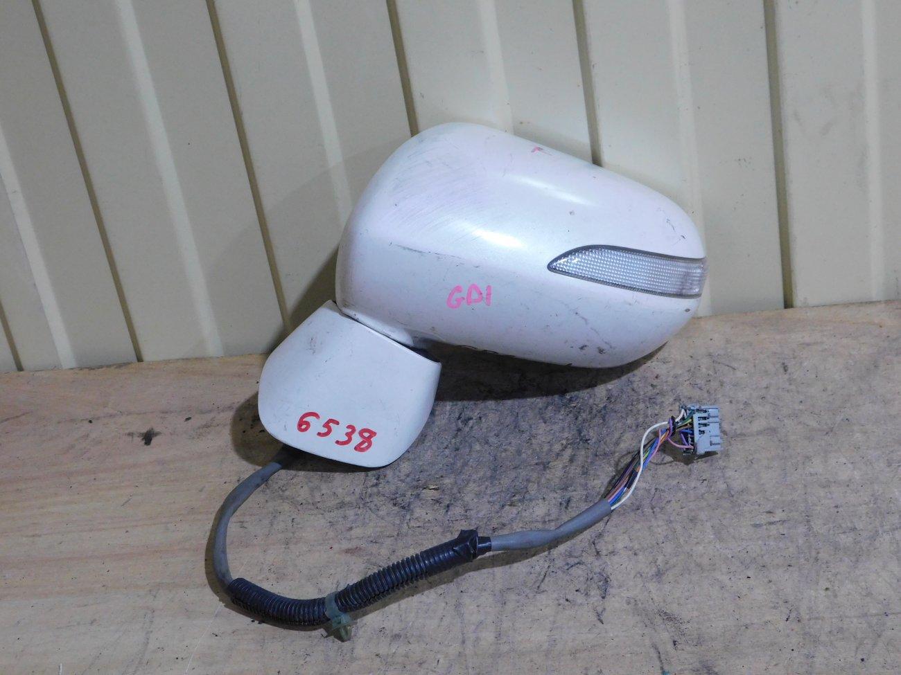 Зеркало Honda Fit GD1 L13A левое (б/у)