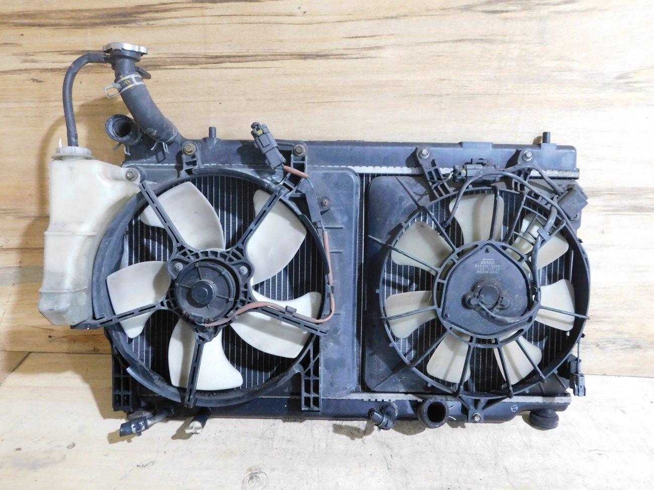 Радиатор основной Honda Fit GD3 L15A (б/у)