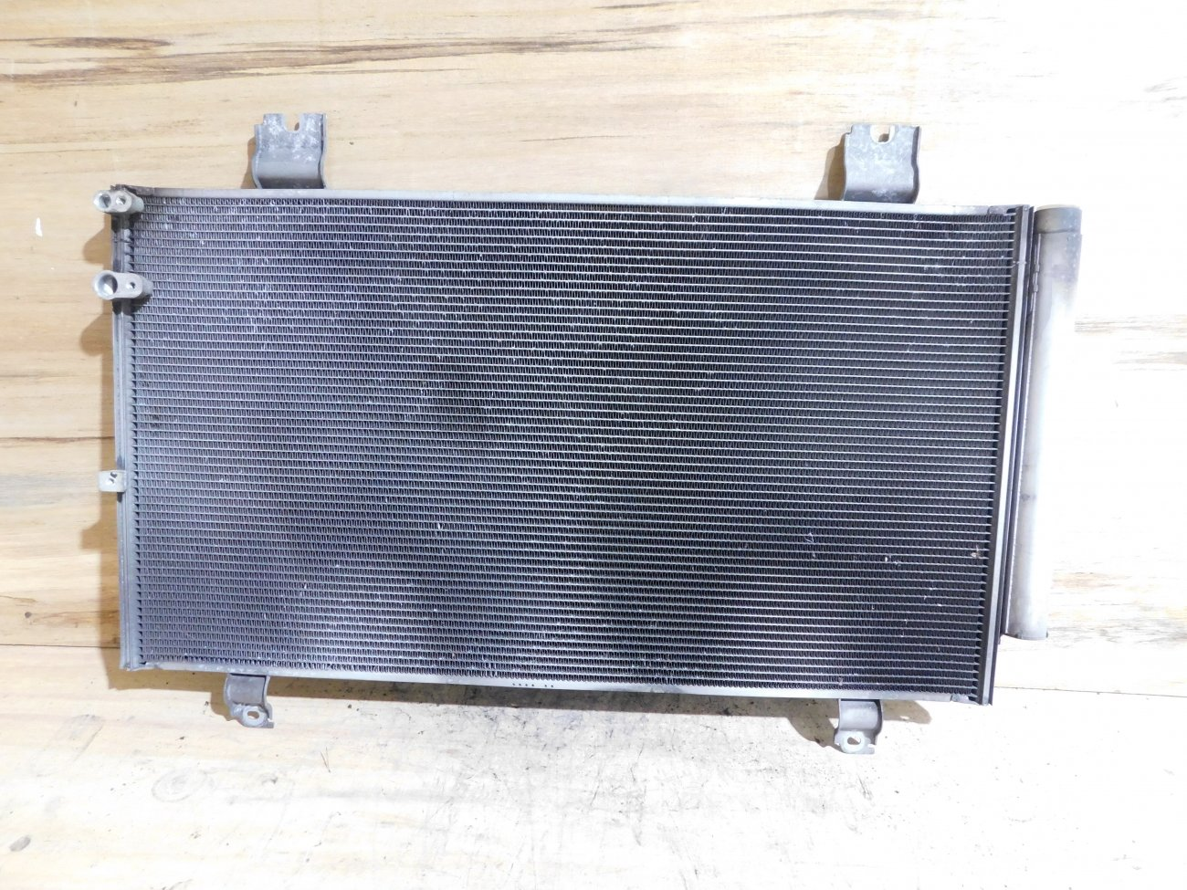 Радиатор кондиционера Toyota Mark X GRX120 4GR (б/у)