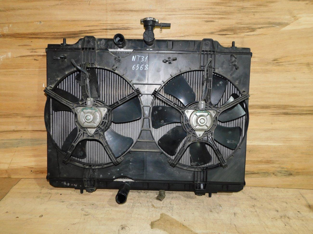 Радиатор основной Nissan X-Trail NT31 MR20DE (б/у)