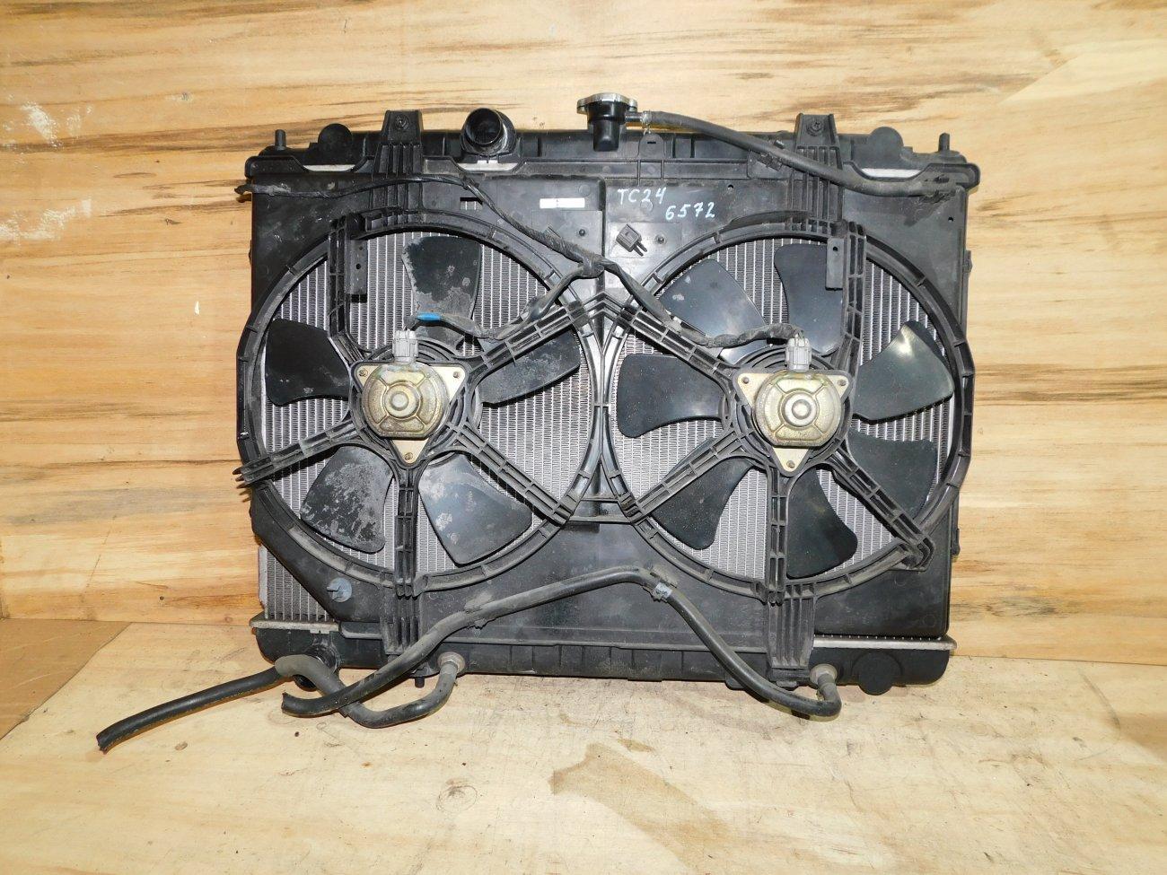 Радиатор основной Nissan Serena TC24 QR20DE (б/у)