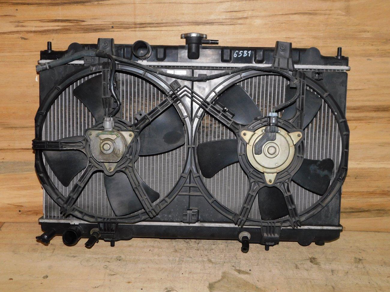 Радиатор основной Nissan Primera TP12 QR20DE (б/у)