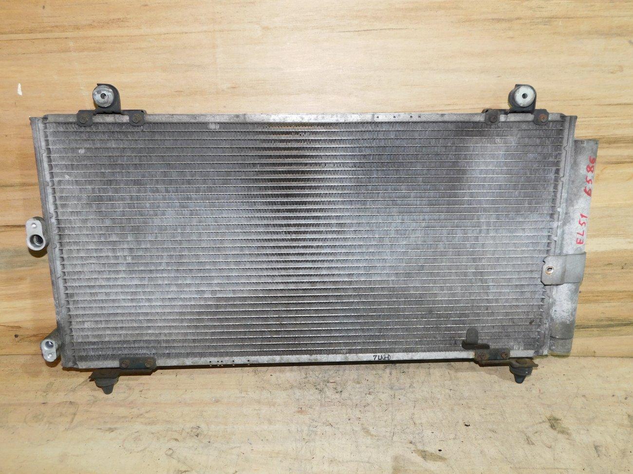 Радиатор кондиционера Toyota Tercel EL51 4EFE (б/у)