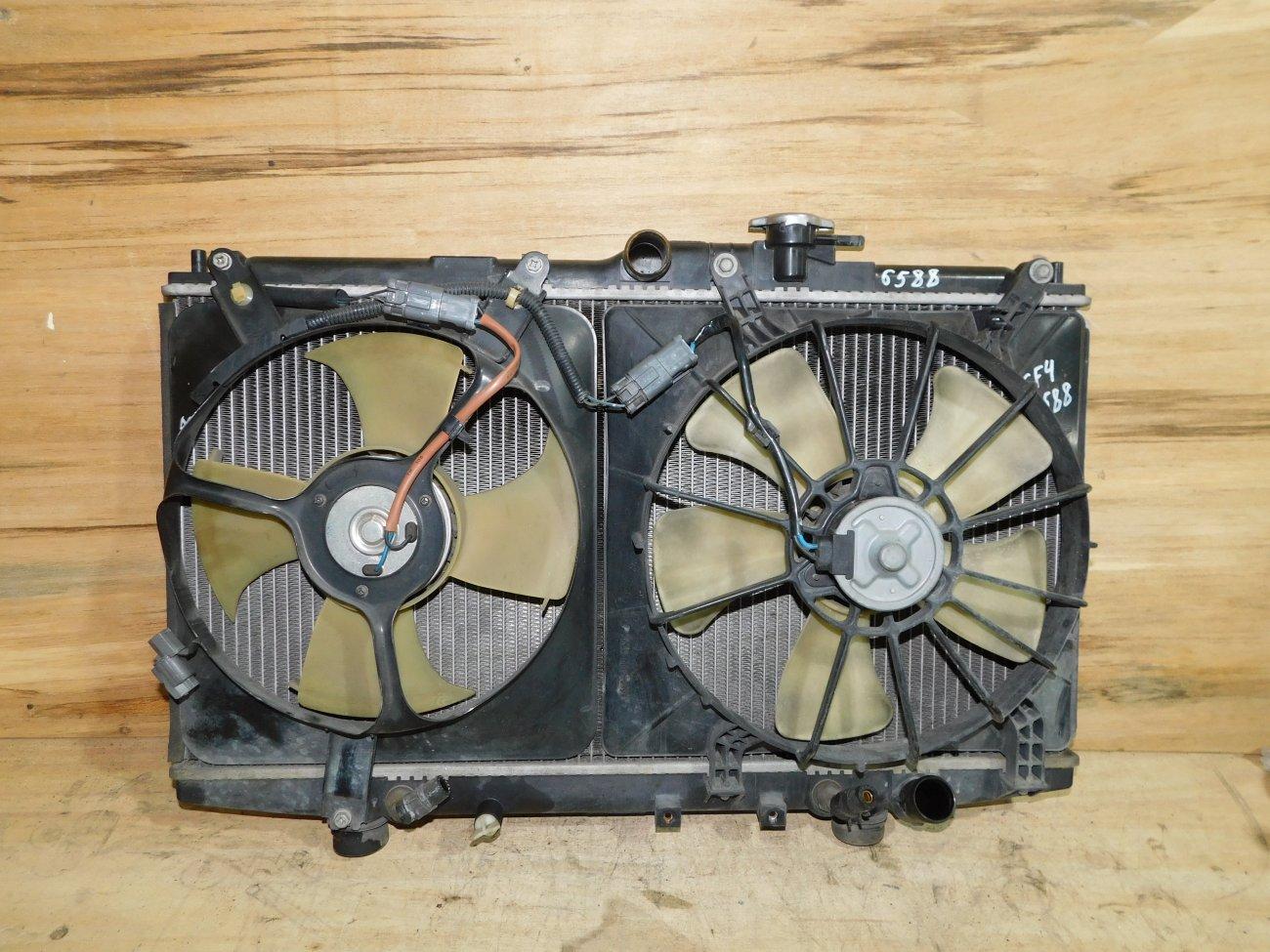 Радиатор основной Honda Torneo CF4 F20B (б/у)