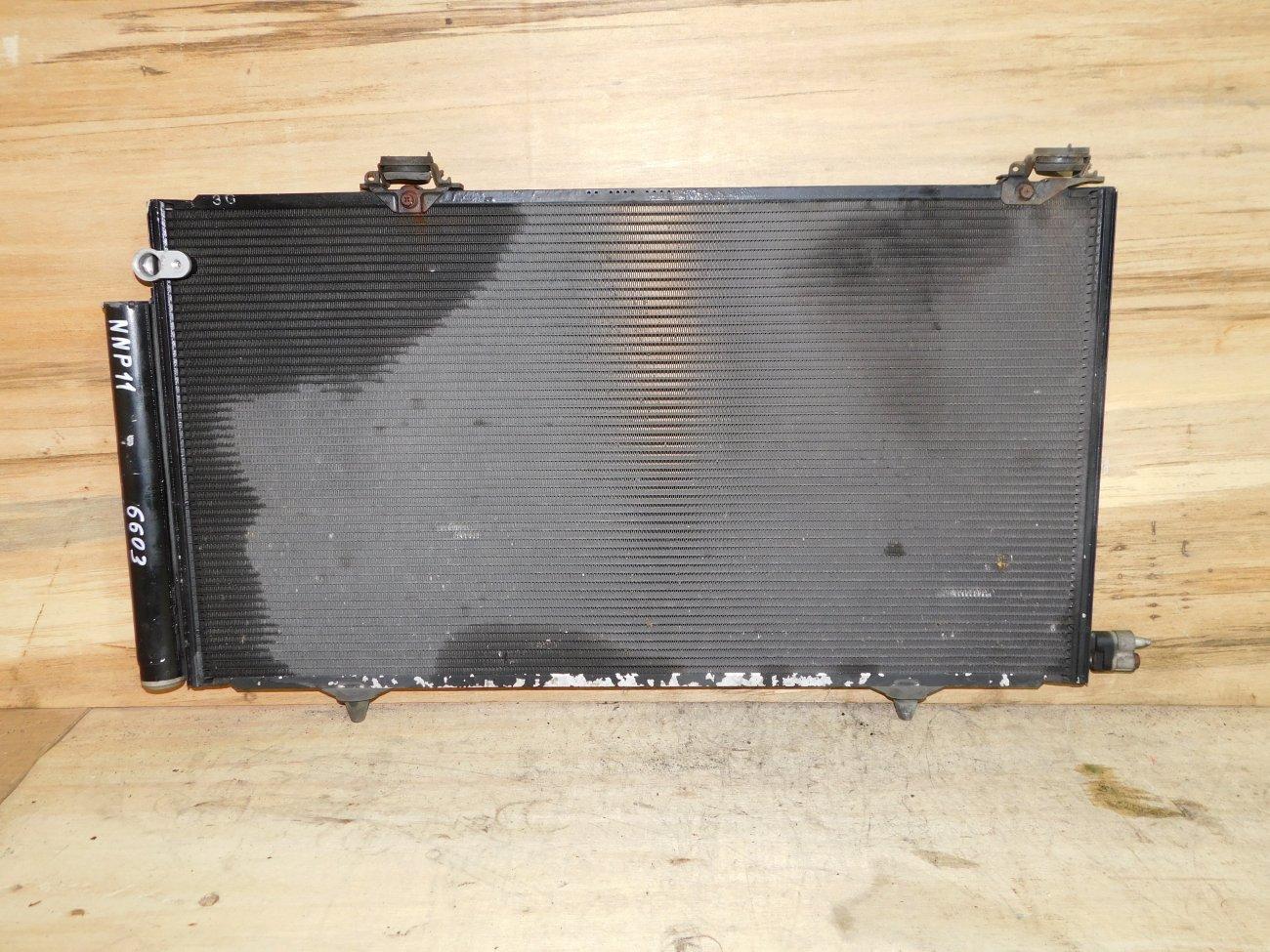 Радиатор кондиционера Toyota Porte NNP11 1NZ-FE (б/у)