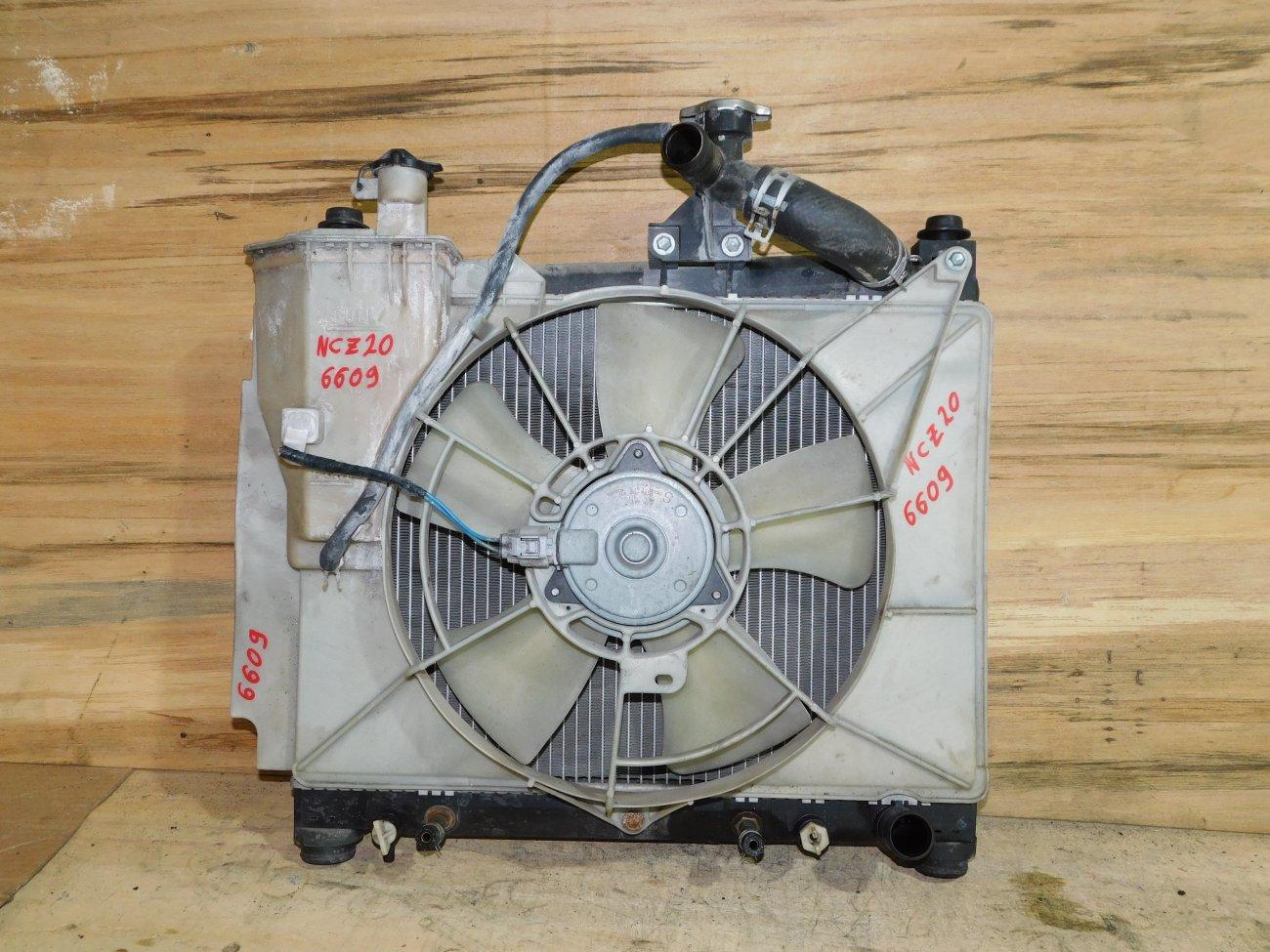 Радиатор основной Toyota Raum NCZ20 1NZ-FE (б/у)