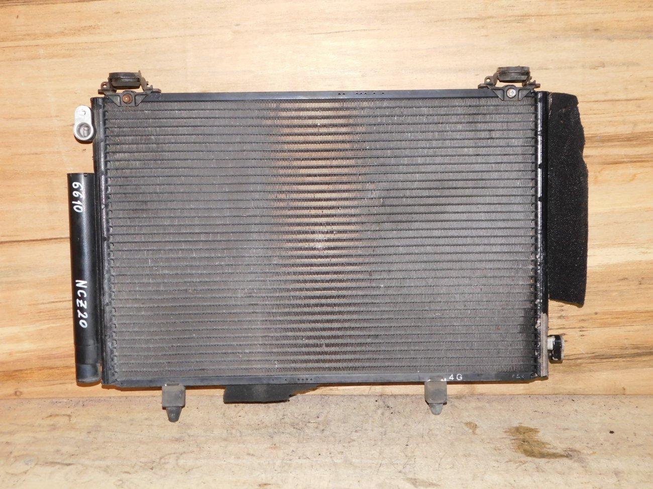 Радиатор кондиционера Toyota Raum NCZ20 1NZ-FE (б/у)