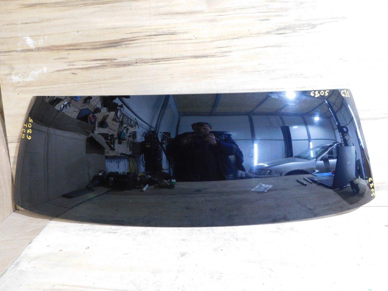 Стекло 5-й двери Honda Airwave GJ1 L15A (б/у)