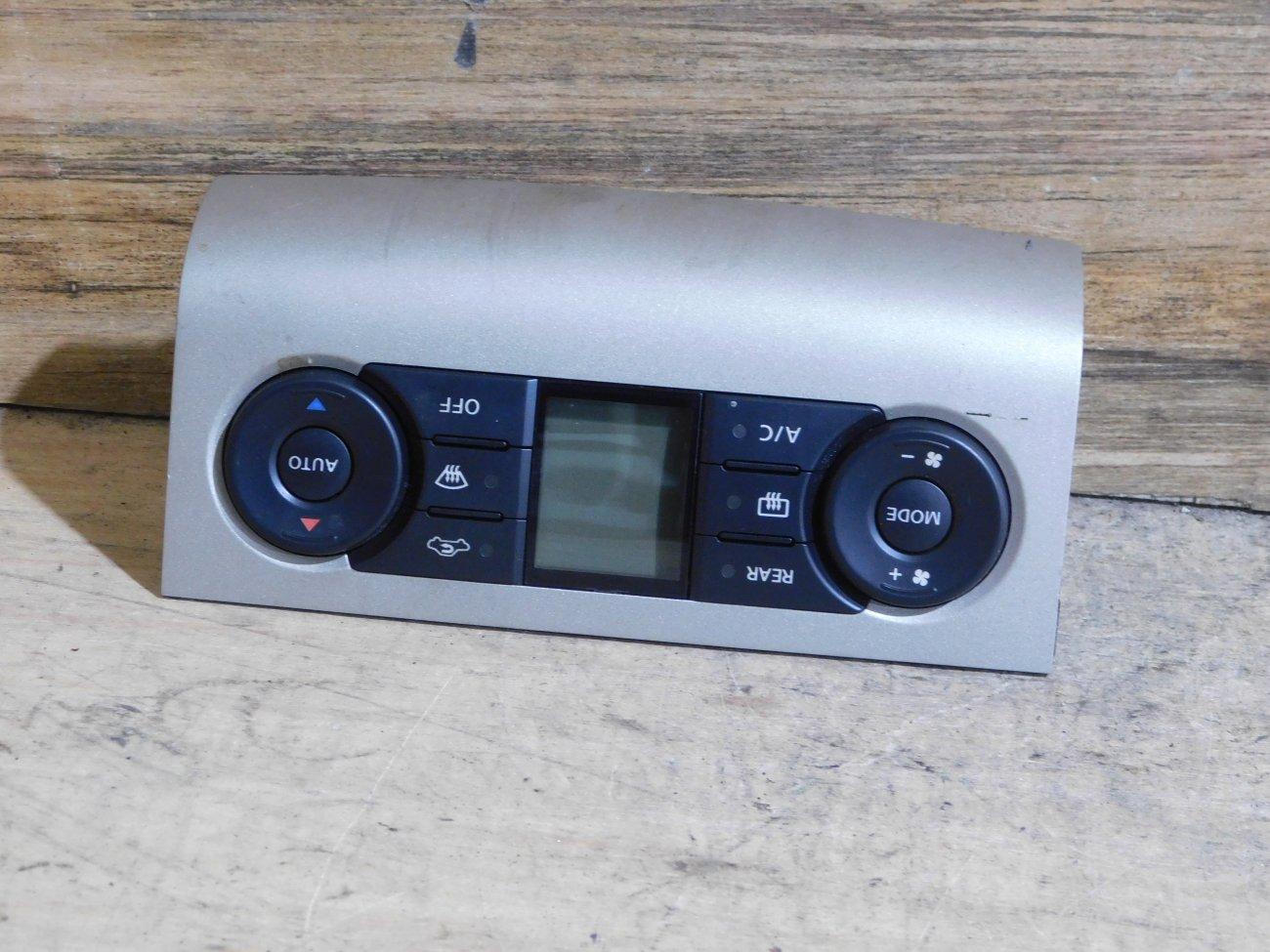 Климат-контроль Nissan Serena C25 MR20DE (б/у)
