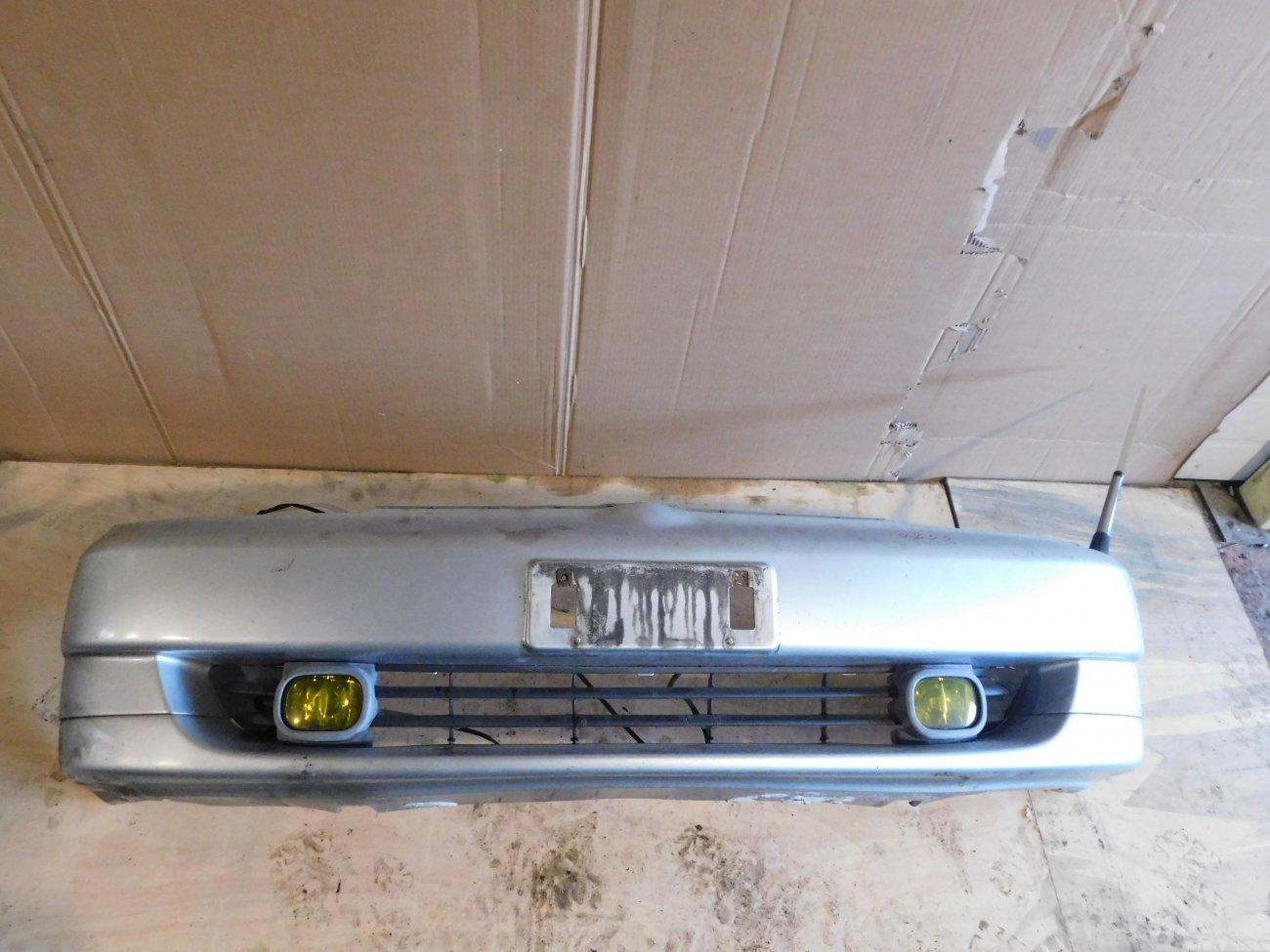Бампер Toyota Platz NCP12 1NZ-FE передний (б/у)