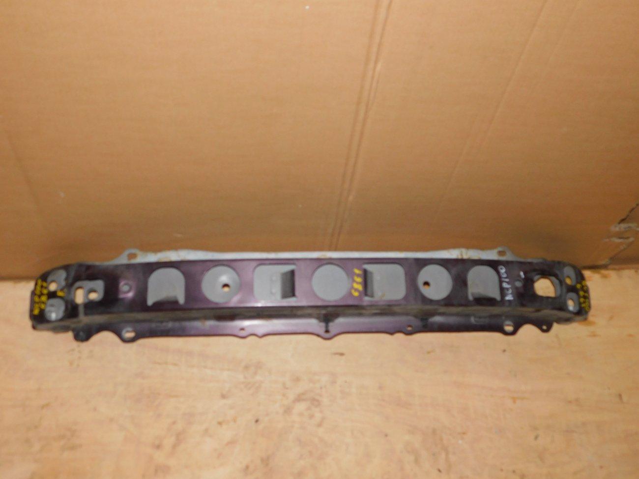 Жесткость бампера Toyota Ractis NCP100 1NZ-FE передний (б/у)