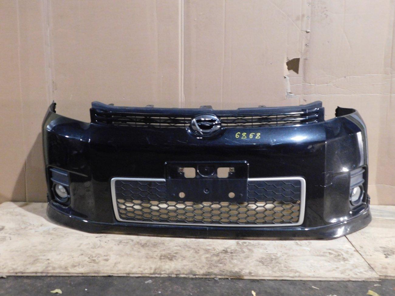 Бампер Toyota Corolla Rumion ZRE152 передний (б/у)