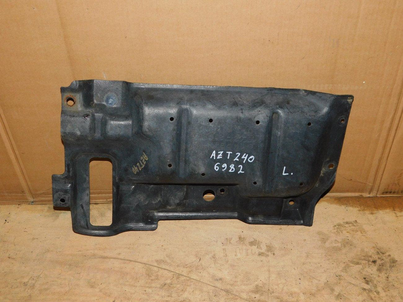 Защита двигателя Toyota Allion AZT240 1AZ-FSE левая (б/у)
