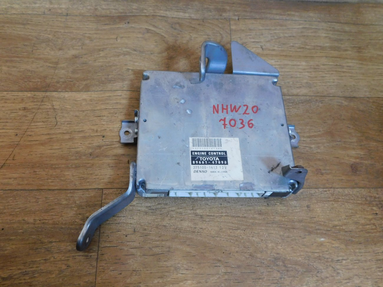 Блок управления efi Toyota Prius NHW20 1NZ FXE (б/у)