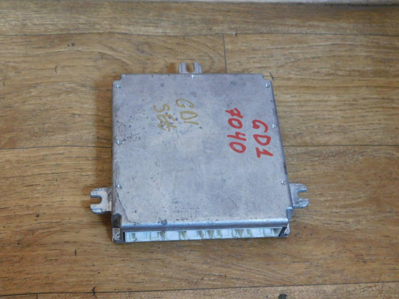Блок управления efi Honda Fit GD1 L13A (б/у)