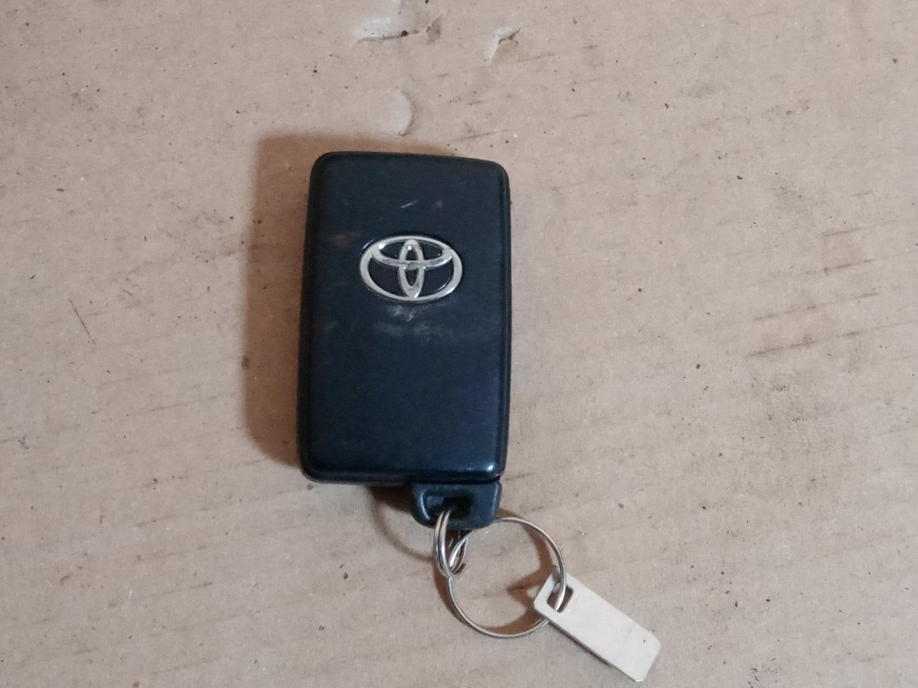 Ключ зажигания Toyota Vitz KSP90 1KR-FE (б/у)